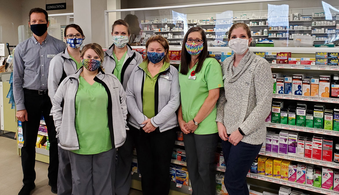 Village Pharmacy Lakefield - Meet Our Team